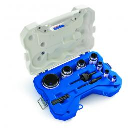 LENOX BI METALL SPEED SLOT® Lochsägensätze MIT T3 TECHNOLOGIE™, Set für Bauunternemhen, 17 Teile - 1