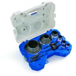 LENOX BI METALL SPEED SLOT® Lochsägensätze MIT T3 TECHNOLOGIE™, Set für Bauunternemhen, 26 Teile - 1
