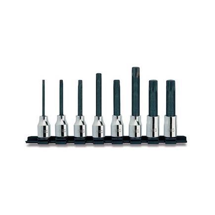 USAG 8-teiliger Satz Schraubendrehereinsätze für Innenvielzahnschrauben XZN - 1