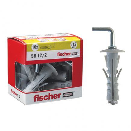 FISCHER Expansion plug with medium hook in box SB Y - 1