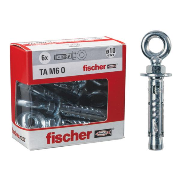 FISCHER Expansion anchor with eyelet in box TA M O Y - 1