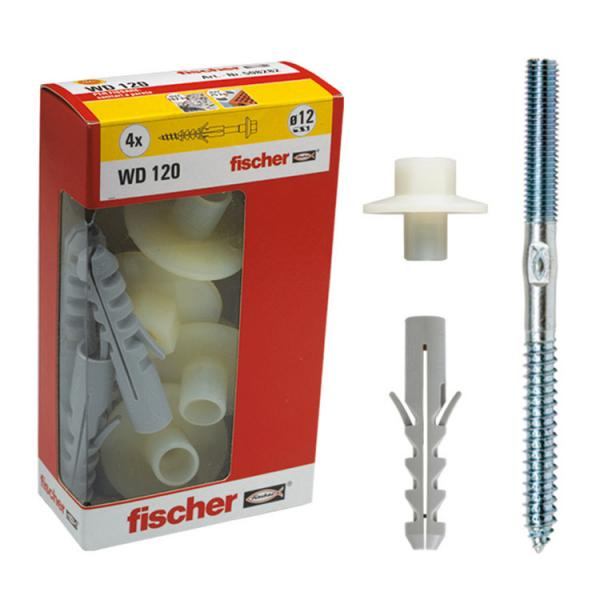 FISCHER Wash basin and urinal fixing in box WD Y - 1