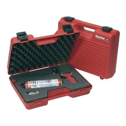 FISCHER Polyurethane foam kit with gun - 1