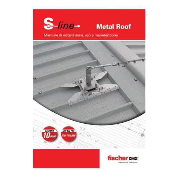 FISCHER Installation handbook Metal Roof type A+C - 1