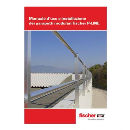 FISCHER User manual railings P-line - 1