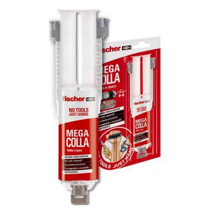 FISCHER Power glue epoxy bi.material NTJH - 1
