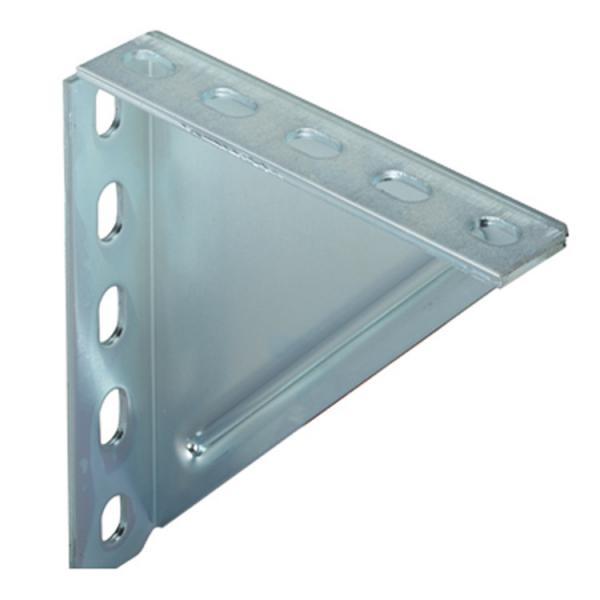 FISCHER Universal bracket hot-dip galvanised WK 200/200 - 1