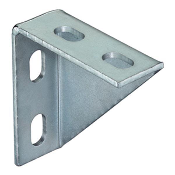 FISCHER Universal bracket hot-dip galvanised WK 100/100 - 1