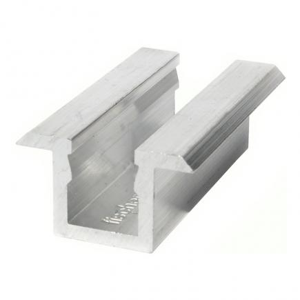FISCHER Unassembled central aluminum clamp MC - 1