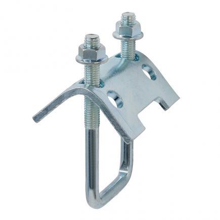 FISCHER Beam steel hot-dip galvanised clamp TKR HDG - 1