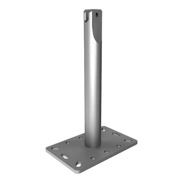 FISCHER Pole intermediate hot-dip galvanized PI BP - 1