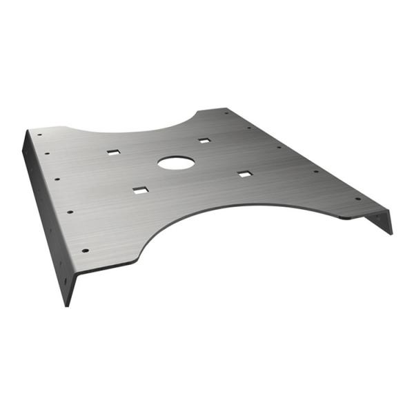 FISCHER Plate inox for poles for insulated panel PC 250 C - 1