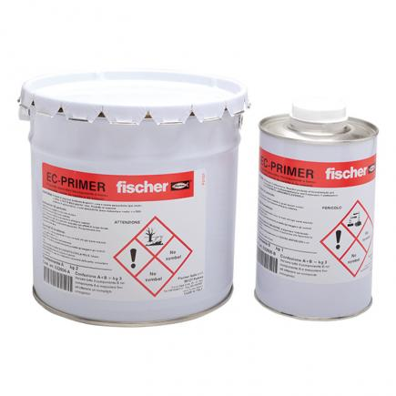FISCHER Epoxy primer EC-PRIMER (A+B) - 1