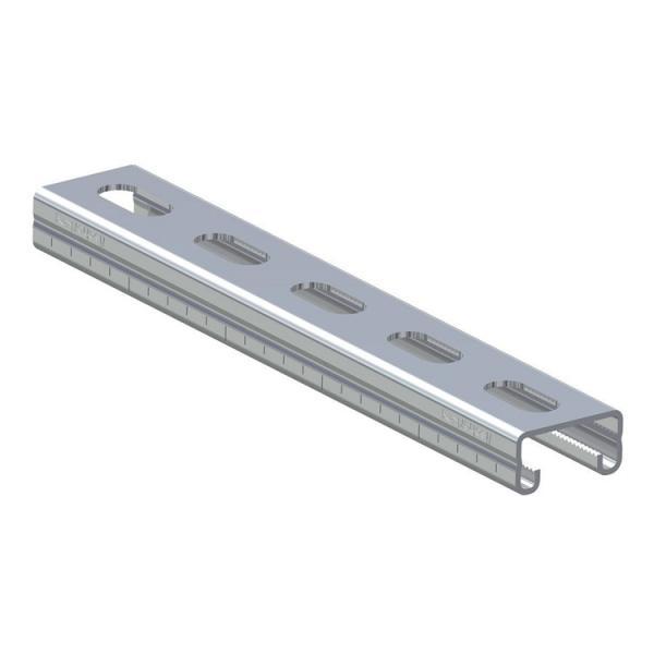 FISCHER Channel cold galvanized steel FUS S - 1