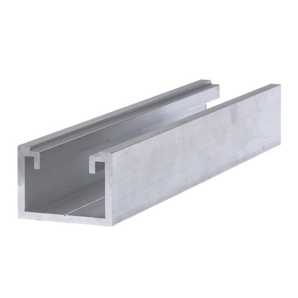 FISCHER Aluminum C profile SOLAR - 1