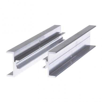 FISCHER Aluminum connection joint for two Solar profiles CPN AL - 1