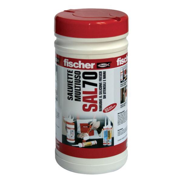 FISCHER Multi purpose wipes SAL70 - 1