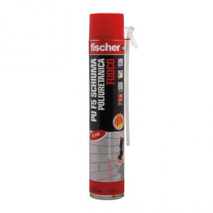 FISCHER Polyurethane foam fire manual PU FS - 1