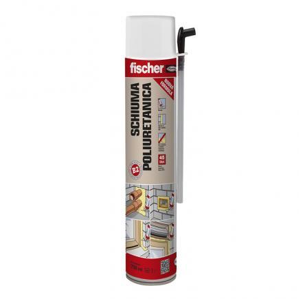 FISCHER Polyurethane foam manual PU G - 1