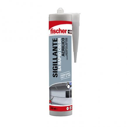 FISCHER Quick-drying acrylic sealant SA RAPID COLOR - 1
