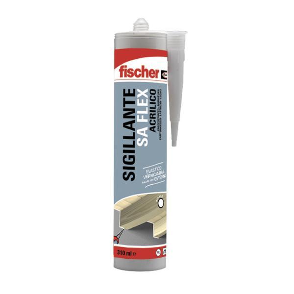 FISCHER Elastic acrylic sealant SA FLEX - 1