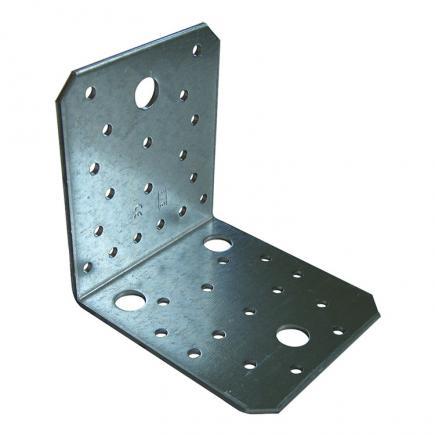 FISCHER Heavy angle bracket hot-dip galvanized XAEA - 1