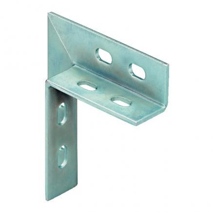 FISCHER Universal connection hot-dip galvanised bracket UWS - 1