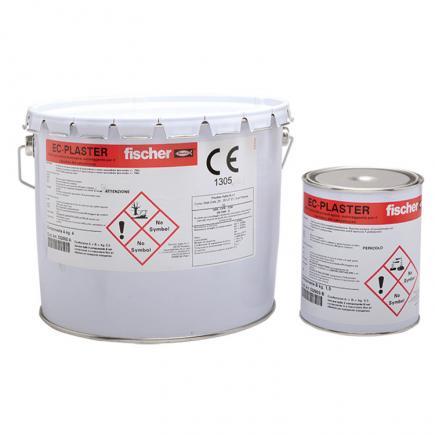 FISCHER Epoxy resin EC-PLASTER (A+B) - 1