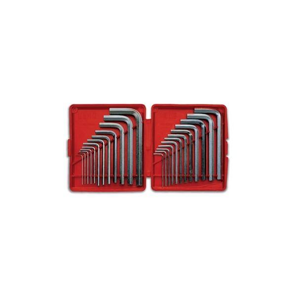 USAG 24-teiliger Satz Schraubendreher für Innensechskantschrauben - 1