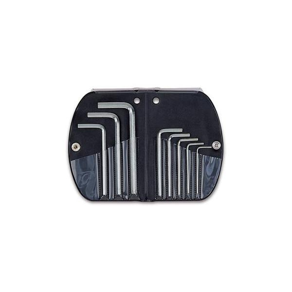 USAG 12-teiliger Satz Schraubendreher für Innensechskantschrauben - 1