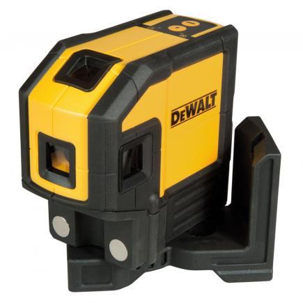 DeWALT 5-Punkt-Laserlot - Zusätzliche Linienprojizierung - 1
