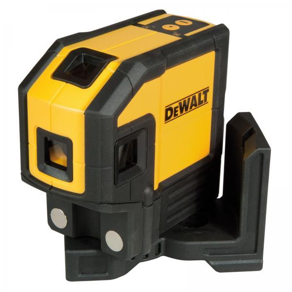 DeWALT DW0851-XJ - 5-Punkt-Laserlot - Zusätzliche Linienprojizierung - 1