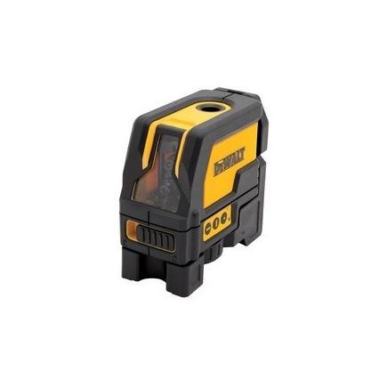 DeWALT Kreuzlinien-Laser mit 2 Lotpunkten - 1