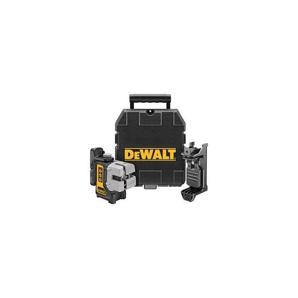 DeWALT Multilinien-Laser mit Wandträger - selbstnivellierend - 1