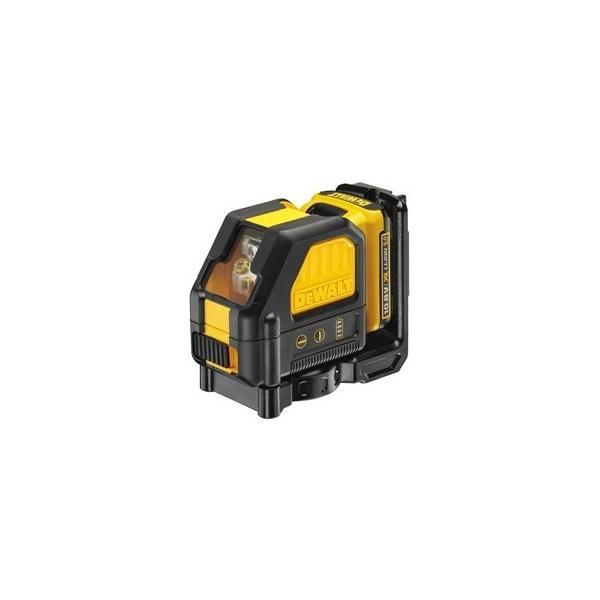 DeWALT Kreuzlinien Laser - Roter Strahl Klasse 2 - 1