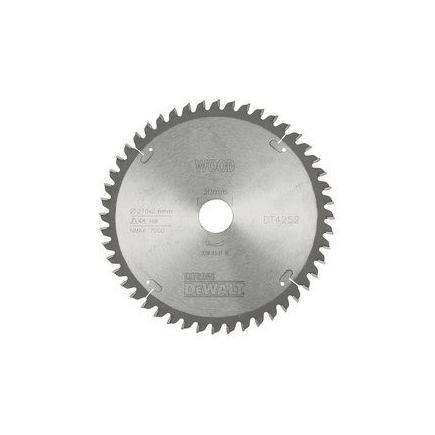 DeWALT Kreissägeblätter für Stationärsäge - Feine Schnitte und Querschnitte - 1