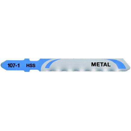 DeWALT Stichsägeblatt für Metall- 0.2-1mm Schnitte - 1