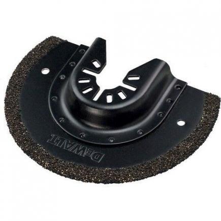 DeWALT Hartmetall-Segmentsägeblatt für Multi Tool 3mm - 1
