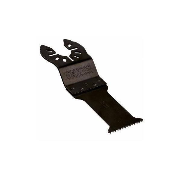 DeWALT Sägeblätter für Multi Tool - Holz mit Nägeln 31x43mm (5 Stk.) - 1