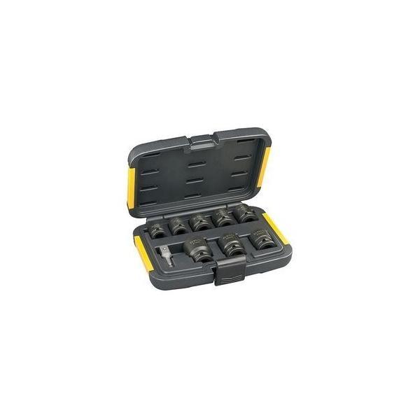 DeWALT 9-tlg Steckschlüsselsatz für Schlagschrauber - 1