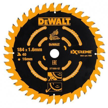DeWALT Sägeblatt für DCS365 Paneelsäge - 1