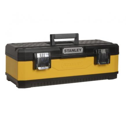 STANLEY Metall-Kunststoff Werkzeugbox - 1