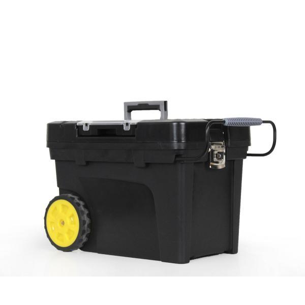 STANLEY Mobile Montagebox Mit Entnehmbarem Organizer - 1