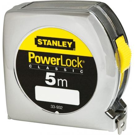 STANLEY Bandmass Powerlock Mit Sichtfenster (6 stk.) - 1