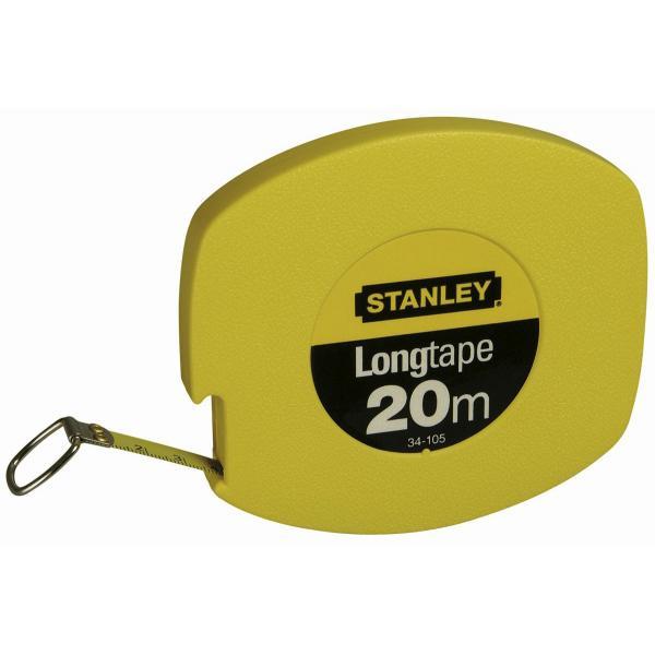 STANLEY Kapselbandmass Standard Stahl (6 stk.) - 1