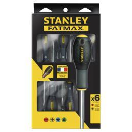 STANLEY Fatmax™ 6-tlg Sortiment (Parallel-Phillips) - 1