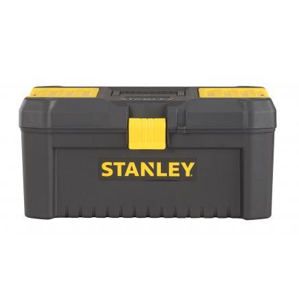"""STANLEY Kunstoffbox """"ESSENTIAL"""" mit Organizern, Kunststoffschliessen - 1"""