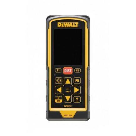 DeWALT Laser-Distanzmesser - 200m Messgenauigkeit +-- 1,0 mm - 1