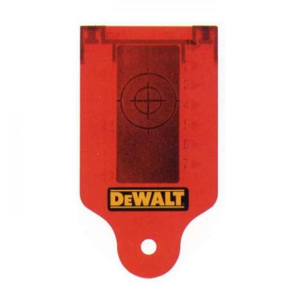 DeWALT DE0730-XJ - Laser Zieltafel - Zielkarte - 1