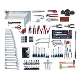 USAG - U04960022 - 496 B6 - Werkzeugsortiment KFZ (139-teilig) | Mister Worker®